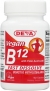 Sublingual B-12 with B-6 & Folic Acid
