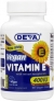 Vegan Vegetarian Vitamin E 400 IU with Mixed Tocopherols