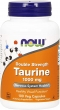 Taurine, Double Strength 1000 mg